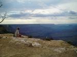 Ensam med canyonen